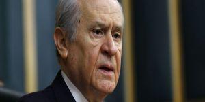 Bahçeli'den muhalif MHP'lilere 'paralel' tepkisi