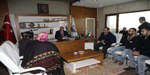 Başkan Duruay, halk günlerine devam ediyor