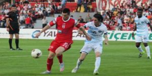 Balıkesirspor 1-2 Adana Demirspor