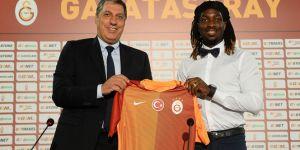 Galatasaray'a bir darbe de Cavanda'dan