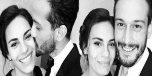 Burak Serdar Şanal ve Merve Akkaya nişanlandı