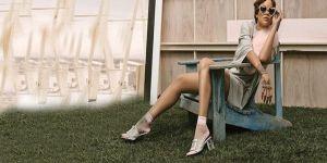Rihanna'nın yeni çorap koleksiyonu