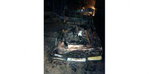Başkent'te üç ayrı noktada yangın: 1'i çocuk 3 yaralı