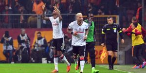 Galatasaray 0-1 Beşiktaş maçın özet