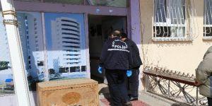 Ankara'da bir kişi iş yerinde silahlı saldırıya uğradı