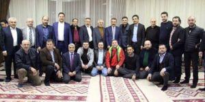 Yenimahalle Esnaf Komisyonu toplandı