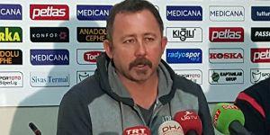 Sergen Yalçın, Beşiktaş taraftarına serzenişte bulundu
