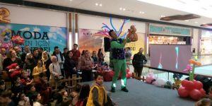 Balonların efendisi Mehmet Erdem Podium'a çıkıyor
