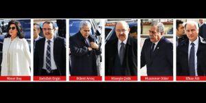Başbakan Yıldırım'dan 25 eski bakanla referandum buluşması
