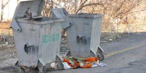 Kahramanmaraş'ta 2 günlük bebeği çöp konteynerine attılar