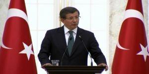 Davutoğlu'nun '1 Mayıs' memnuniyeti haberi