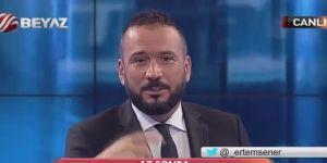 Ertem Şener'den Hakan Şükür'e çok sert tepki: 'Buraya hainler bağlanamaz'