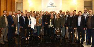 AVM yatırımcı ve yöneticileri Ankara'da buluştu