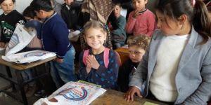 Başkan Çetin, Çobanbeyli çocukları sevindirdi