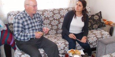 Arife Öztaş: Annelerin gözyaşı akmasın