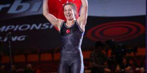 Yasemin Adar ikinci kez Avrupa Şampiyonu oldu
