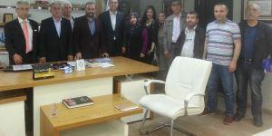 AK Partili Çoktan'a umre ziyareti