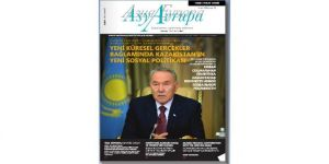 """Avrasya Araştırma Enstitüsünden """"Asya-Avrupa: Haber-Yorum"""" Dergisi"""