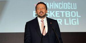 Basketbolun yeni sponsoru Tahincioğlu