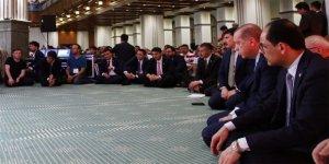 Cumhurbaşkanı Erdoğan, 'Kadir Gecesi Özel' programına katıldı