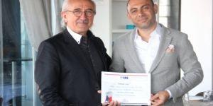 Bahadır Kul, TSMD derneğinin yeni üyesi haberi