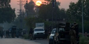 Pakistan'da milislere karşı askeri operasyon
