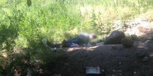 Ankara'da bonzai içen genç tarihi tepe de ölü bulundu