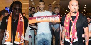 Galatasaray, Haziran'da transferlerle coştu