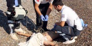 Üniversite öğrencisi genç denizde boğuldu