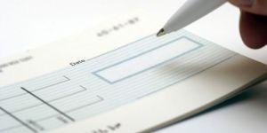 Bankalara ibraz edilen çek adedi yüzde 5 azaldı