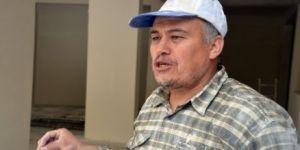 Facianın ardından iş bulamayan madenci isyan etti haberi