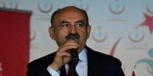 Sağlık Bakanı Müezzinoğlu: 'Taşeronlara kadro kongreden sonra'