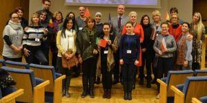 Çubuk Yıldırım Beyazıt Anadolu Lisesi'nden Erasmus