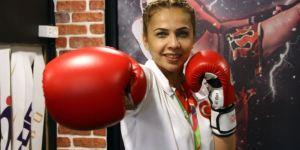 Kick Boks' da dünya ikincisi Eskişehir' den Milli sporcu Seda Duygu Aygün
