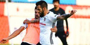 Beşiktaş'ta Kasımpaşa hazrılıkları sürüyor