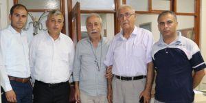 Başkan Karahan'dan Anadolu Gazetesi'ne ziyaret