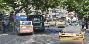 Başkent'te asfalt seferberliği