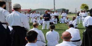 Başkent'te aikido antrenörlüğü için uzmanlardan ders alıyorlar