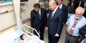 Bakan Soylu: '6 vatandaşımız vefat etti, 36 vatandaşımız yaralandı'
