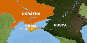 Bağımsızlık günü kutlayan Ukrayna'da korkutan patlama