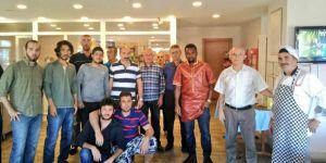 Ankara'da bayram kardeşliği