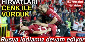 ÖZET İZLE: Türkiye 1-0 Hırvatistan  Türkiye Hırvatistan Geniş Özet ve Golleri İzle
