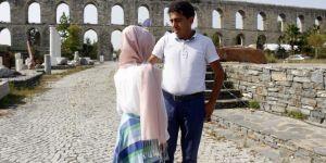 İstanbul Göktürk'te başörtü skandalı