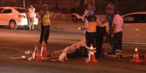 Başkent'te feci trafik kazası: 1 ölü, 4 yaralı