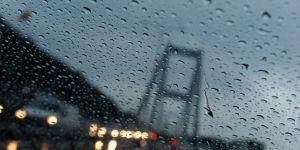 İstanbul'da hafta sonu için kuvvetli yağış uyarısı
