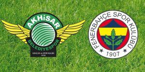 Akhisar Fenerbahçe maçı şifresiz canlı anlatım izle