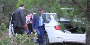 Bandırma'da ormanlık alanda üç kişi öldürüldü