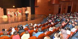 Başkent Tiyatroları, perdelerini açıyor