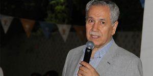 Arınç, AK Parti 26. İstişare Değerlendirme Toplantısına katıldı