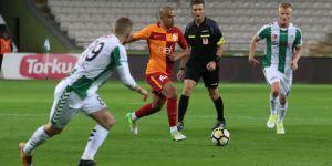 Konyaspor 0-2 Galatasaray